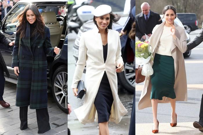 別小看 Meghan Markle 的時尚威力!Burberry / Gucci / Mulberry 生意額增長也是因為有她的「加持」