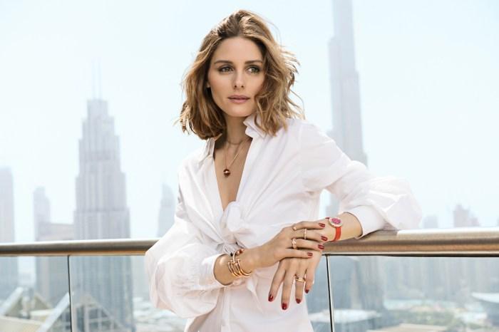 Olivia Palermo 時尚優雅的造型秘密在這裡!