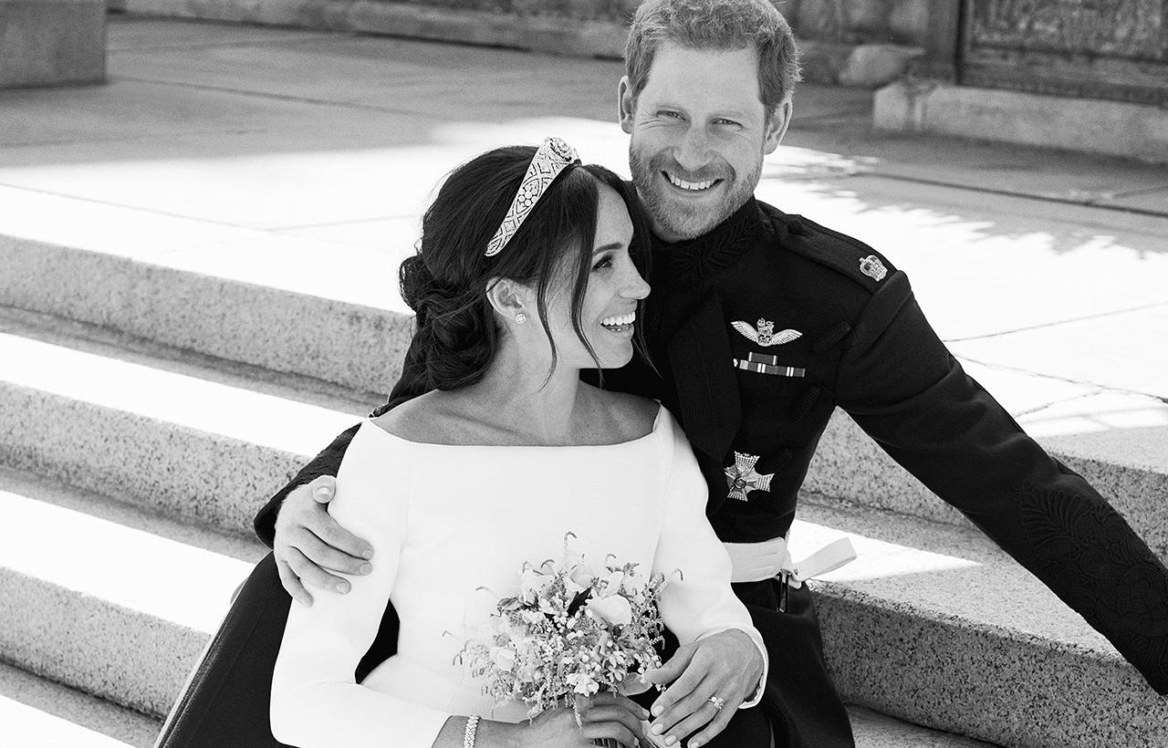 Prince Harry Megan Markle Wedding Gift bag are sold on eBay