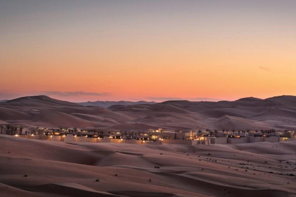 Qasr Al Sarab Desert Resort by Anantara, Abu Dhabi 2