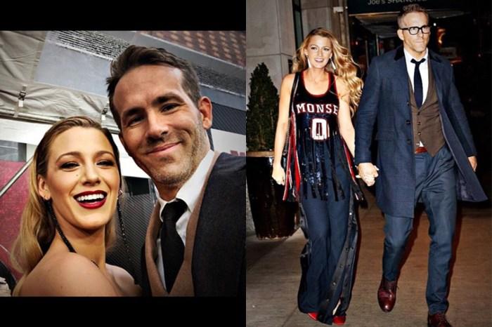 Ryan Reynolds 助妻宣傳新戲,不惜再爆 Blake Lively 不為人知的一面!