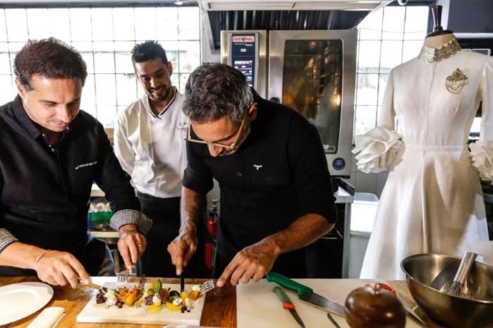 當美食與時裝融合再一起,會是什麼畫面?Shantanu&Nikhil 告訴你!
