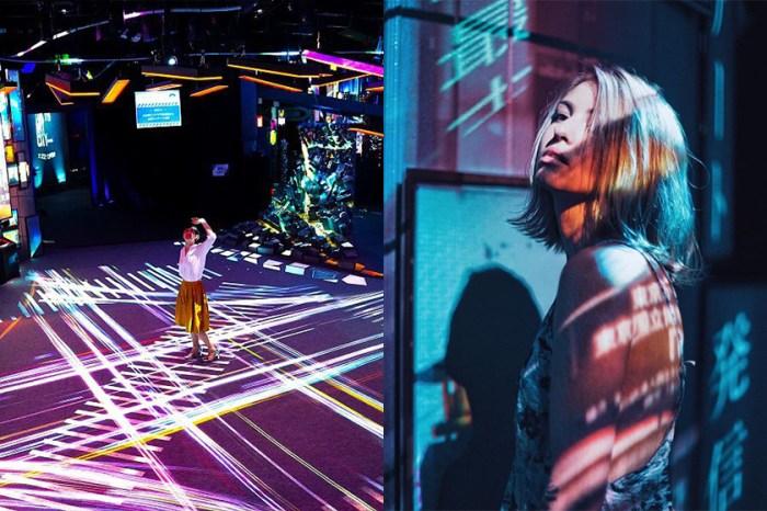 比 TeamLab 更好拍!準備在 IG 洗版,又一個日本光影藝術團體到台灣開展…