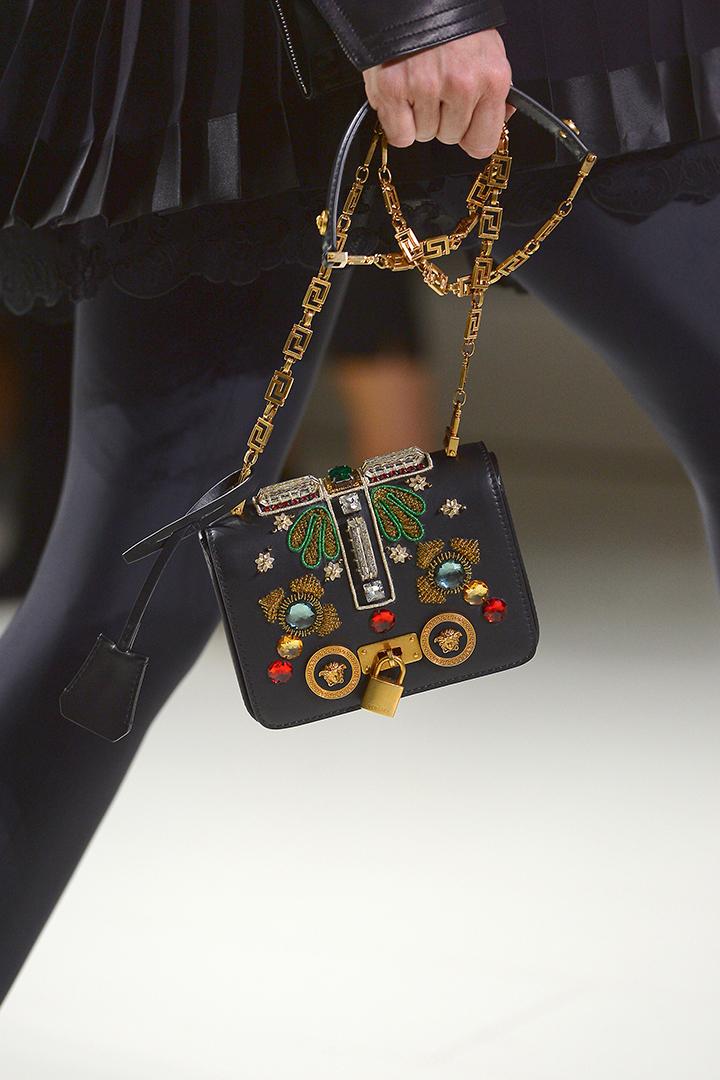 Versace SS18 Icon Bag