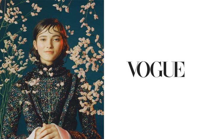 讓藝術遍地開花?連 Vogue 也要特意開新的 IG 帳號來支持
