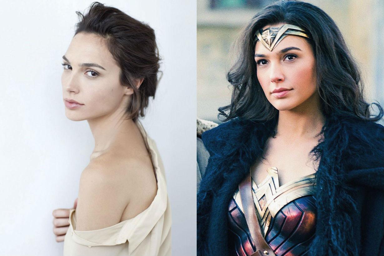 gal gadot wonder woman casting zack-snyder DC comics