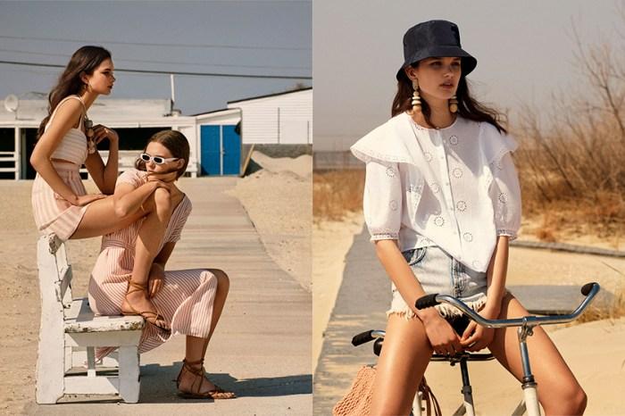 集合今個夏天必備的所有時尚單品:還未為夏日做好準備?絕對要到 Zara 看看!
