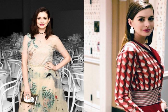 面對多年前海量的負評,Anne Hathaway 是如何走過人生低潮?