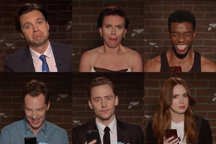 網民絕不手軟!《Avengers》演員們面對「Mean Tweets」的反應比你想像中好笑…