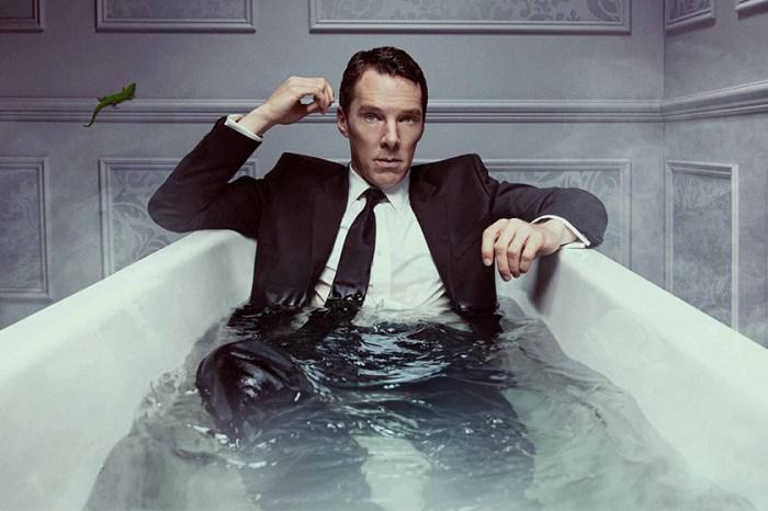 棄當英倫紳士!花花公子造型的 Benedict Cumberbatch 同樣吸引…