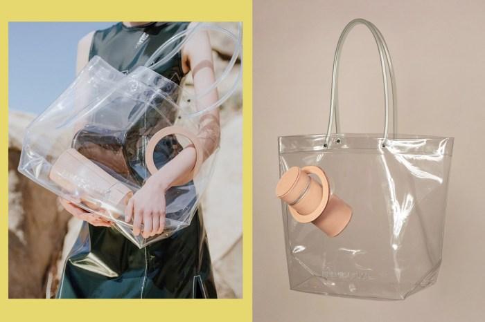 Building Block 終於有 PVC 商品,袋中袋設計一次掌握 2 個最 In 趨勢!