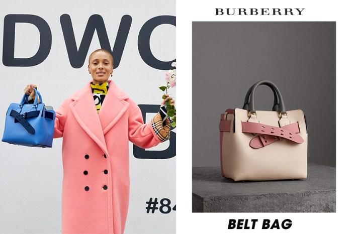 今季即將跑出的 IT Bag 或者來自 Burberry,容量大又超實用的 Belt Bag!
