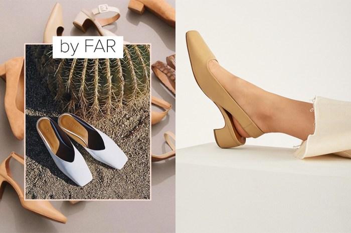 簡約又不失細節:喜歡「方頭」設計的鞋子嗎?來認識這個火紅小眾品牌