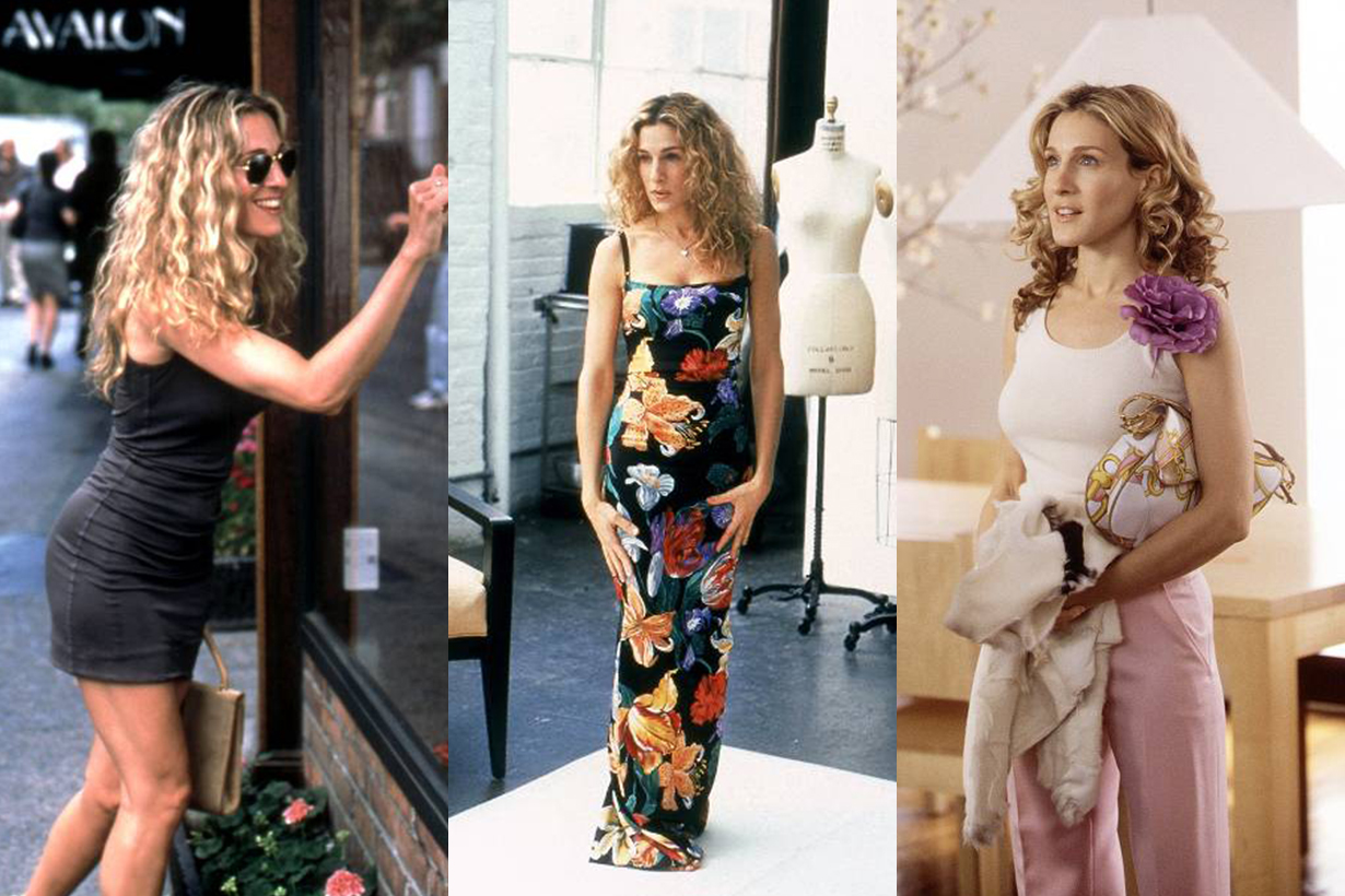 carrie bradshaw fashion styles are back in 2018