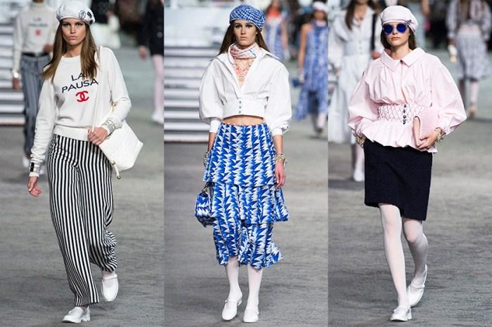 重本打造豪華郵輪碼頭,Chanel 2019 早春渡假系列為你帶來一場時尚的海洋之旅!