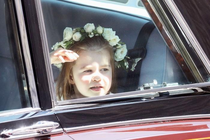 最搶鏡的婚禮小明星,喬治王子和夏洛特公主所有萌畫面都在這裡了!