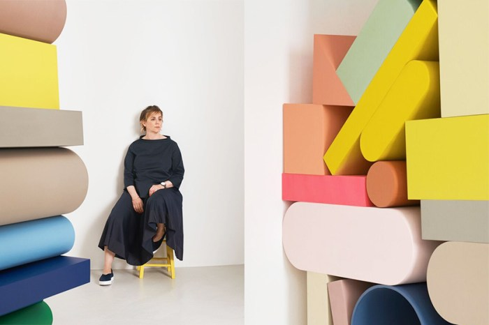 時尚與藝術息息相關-COS x Sophie Smallhorn 帶來色彩繽紛的小擺設