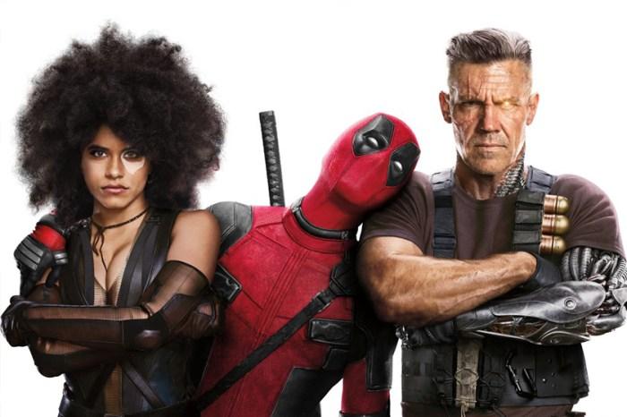 你有看到嗎?除了 Brad Pitt,就連 Matt Damon 也出現在《Deadpool 2》!