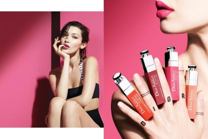 顏色質感之外,Dior Addict 新系列美唇液更要用味道打動你!