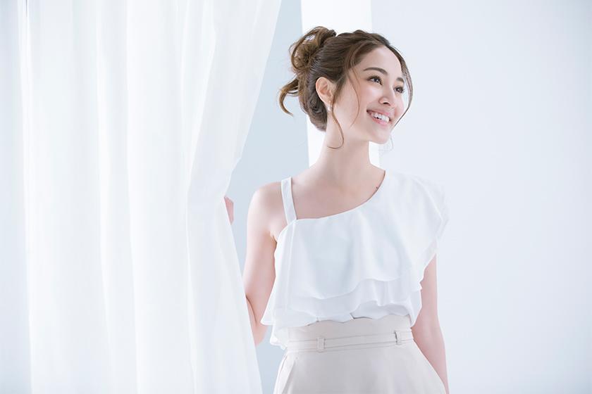 全新造型的 Grace 陳凱琳,仙氣十足,是什麼讓她有這樣的改變呢?