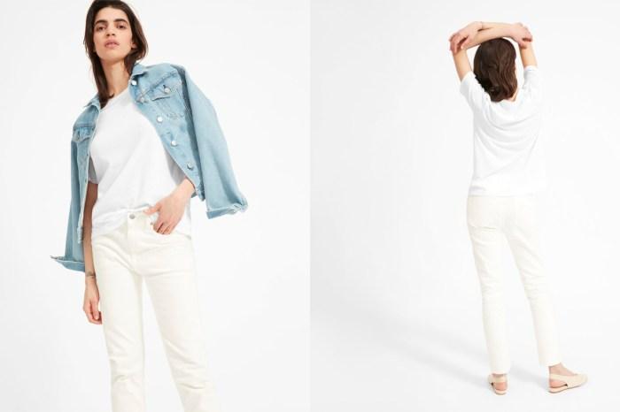 這個品牌推出的 T Shirt 系列舒服程度「如空氣一樣輕」,肯定能成為你的夏日衣櫃必備!