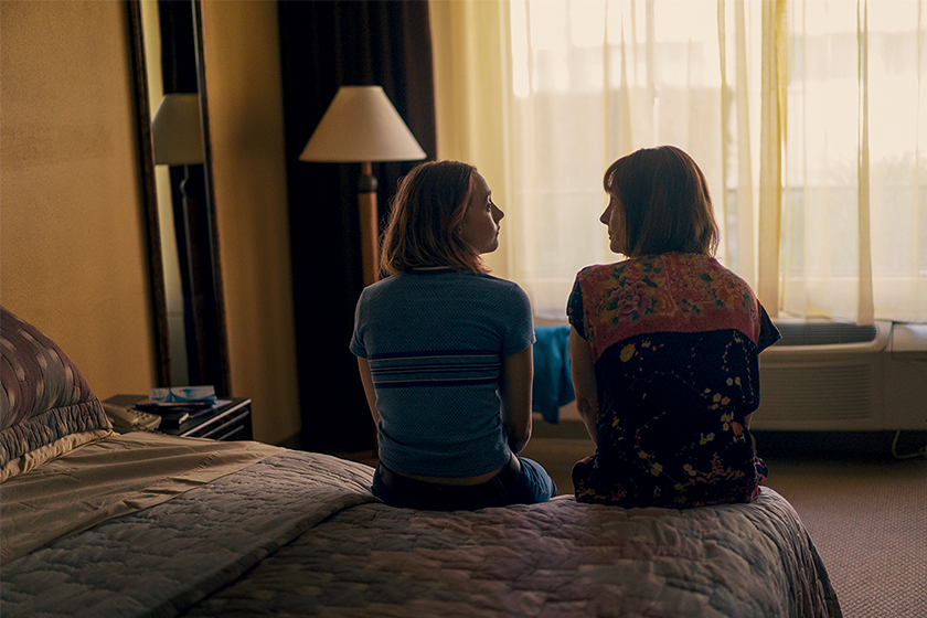 5 Mothers Day Movies Lady Bird, Room, Three Billboards Outside Ebbing, Missouri, Mamma Mia! and Snatched