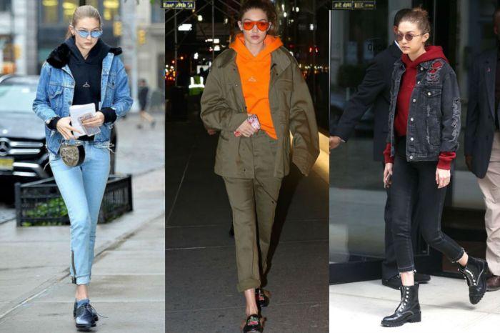 這個讓 Gigi Hadid 忍不住一穿再穿的「神秘品牌」到底是何方神聖?