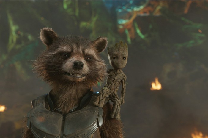 《Avengers : Infinity War》中,Groot 跟 Rocket 說的最後一句「I am Groot」意思絕對會讓你流淚…