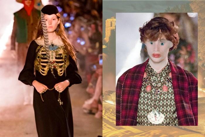 Gucci 2019 早春系列:繼人頭後,又是趟讓人成癮的怪膽鬼魅之旅!
