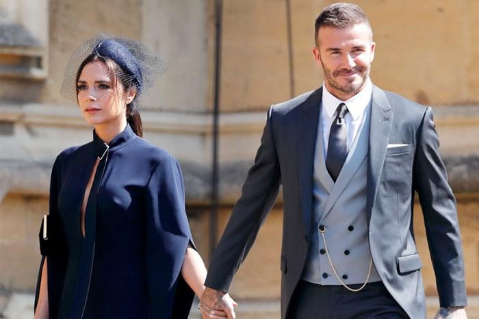 被指出席皇室大婚當日全程毫無笑容,Victoria Beckham 以幽默感回應⋯⋯