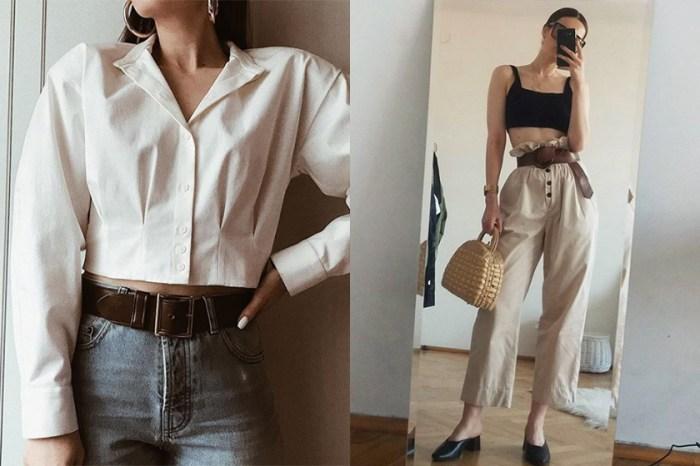 時裝達人一定穿得很高調?這位波蘭時尚編輯就教你用簡約的單品,穿出氣質與時尚感!