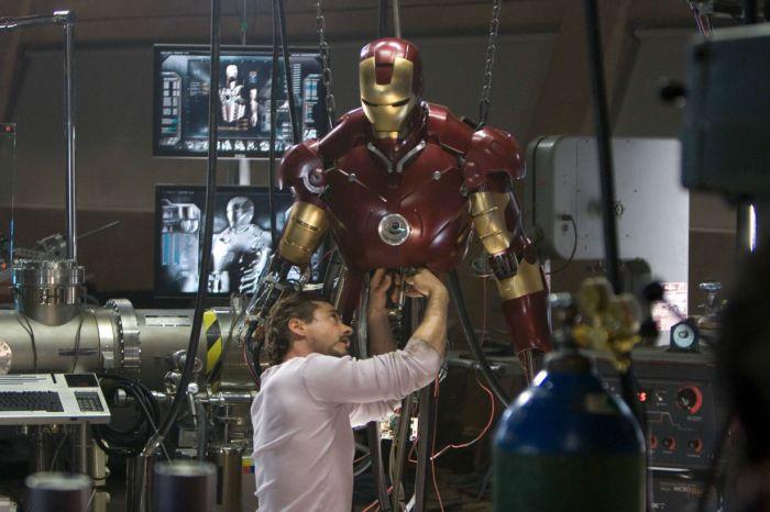 戲裡救人,戲外卻成了受害者?Iron Man 價值 32 萬美金的盔甲裝被人偷了!