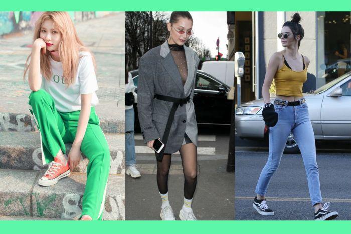 從 10 位 IT Girls 身上,預測今年春夏最熱門的波鞋是哪幾雙?