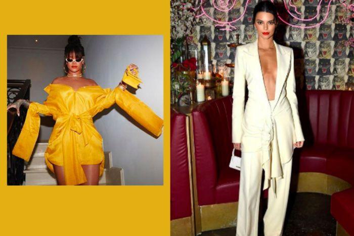 這款 Rihanna 和 Kendall Jenner 都公開著用的手袋,會是最新的 IT Bag 嗎?