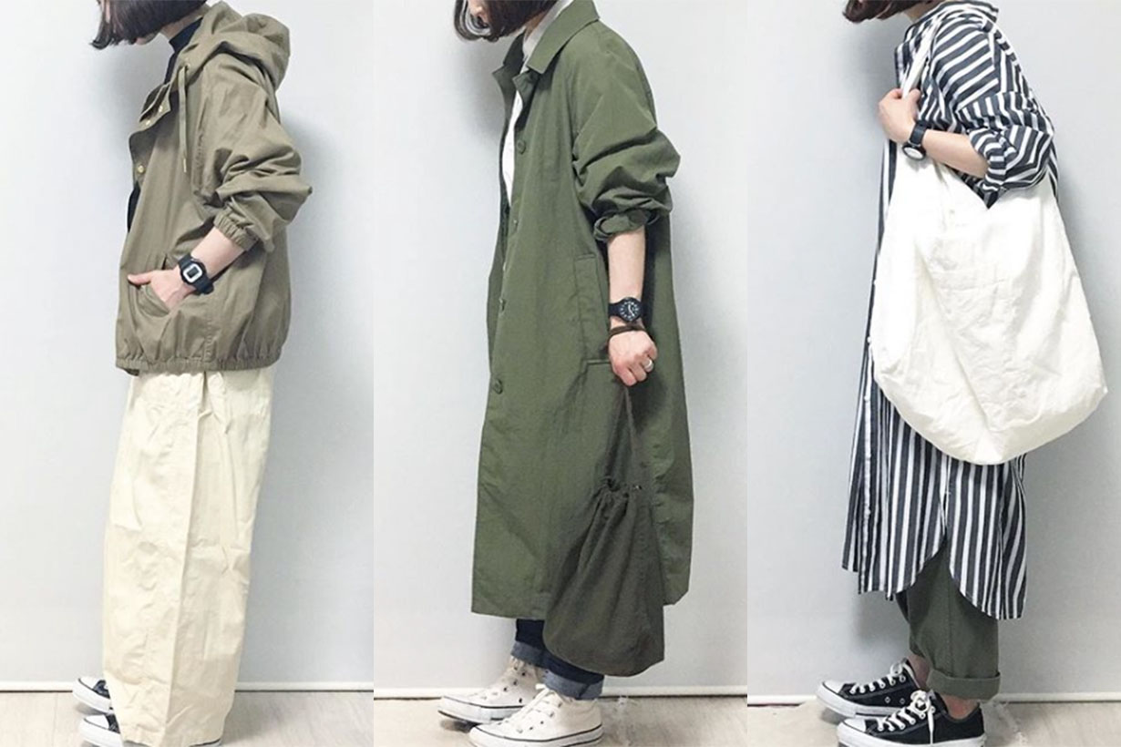 japanese minimal fashion styles