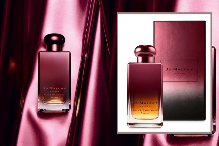 Jo Malone London 推出沒有前調的香水!卻把最完整立體的玫瑰味都送給你!