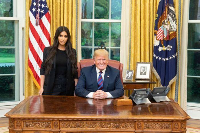 Kim Kardashian 前進白宮與 Donald Trump 見面,全為了替「她」討公道!