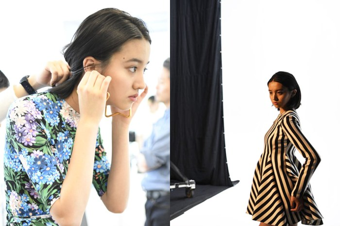 木村拓哉從未曝光的女兒 Kōki,首次擔任模特兒為雜誌拍攝封面!