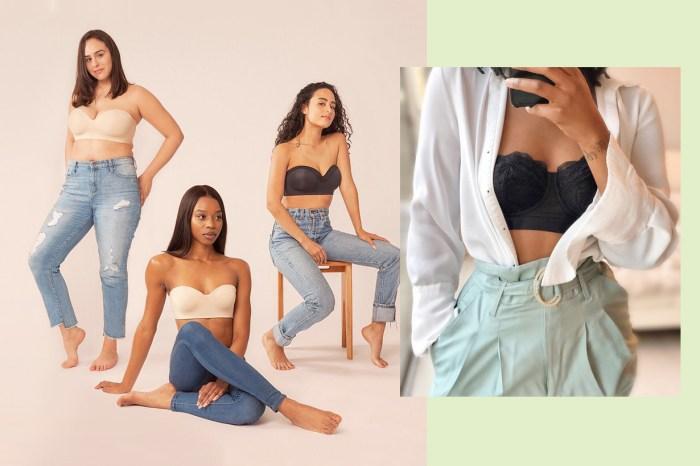 每個女生夏天的必需:成堆好評讓這個 Strapless Bra 熱賣到沒現貨!