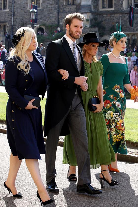 louis spencer prince harry hot cousin royal wedding