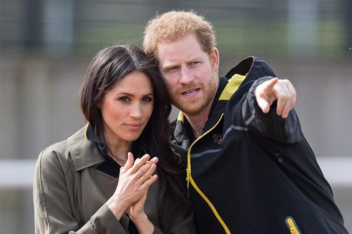 無懼家人不祝福,因為對 Meghan Markle 最重要的婚禮嘉賓已經到達英國…