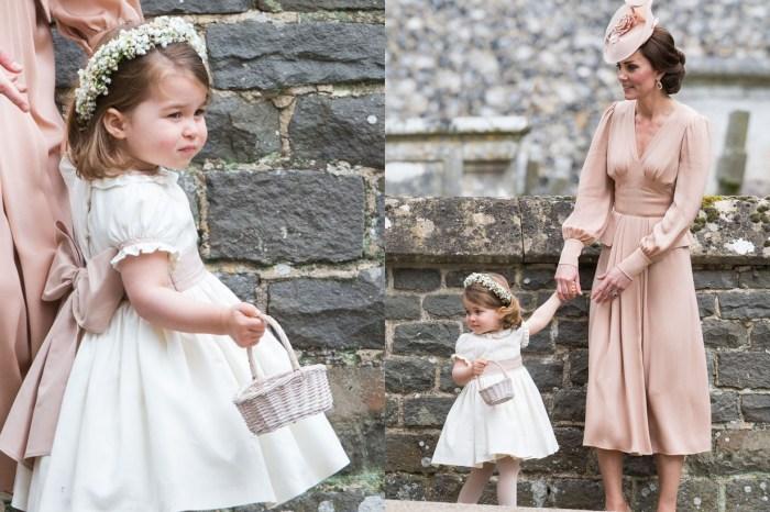英國皇室正式宣布,Meghan Markle 的伴娘將會是 3 歲的她!