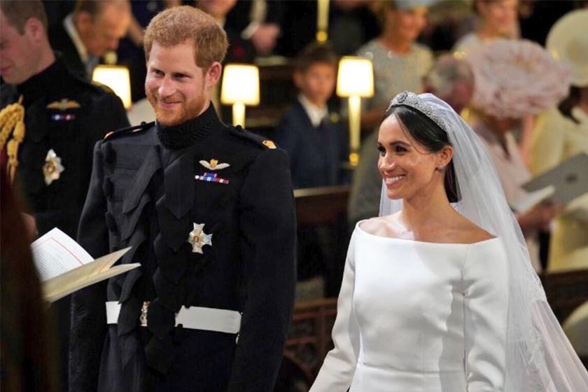 meghan markle royal wedding dress