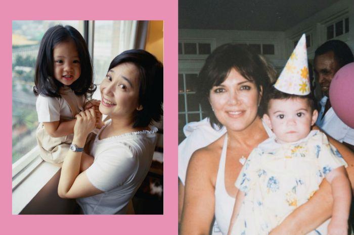 「媽媽我愛妳!」回顧歐陽娜娜、Kendall Jenner…等 IT Girls 兒時和媽媽的珍貴合影