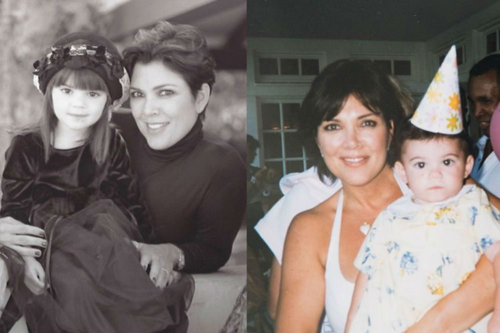 mothers day kylie jenner kendall jenner