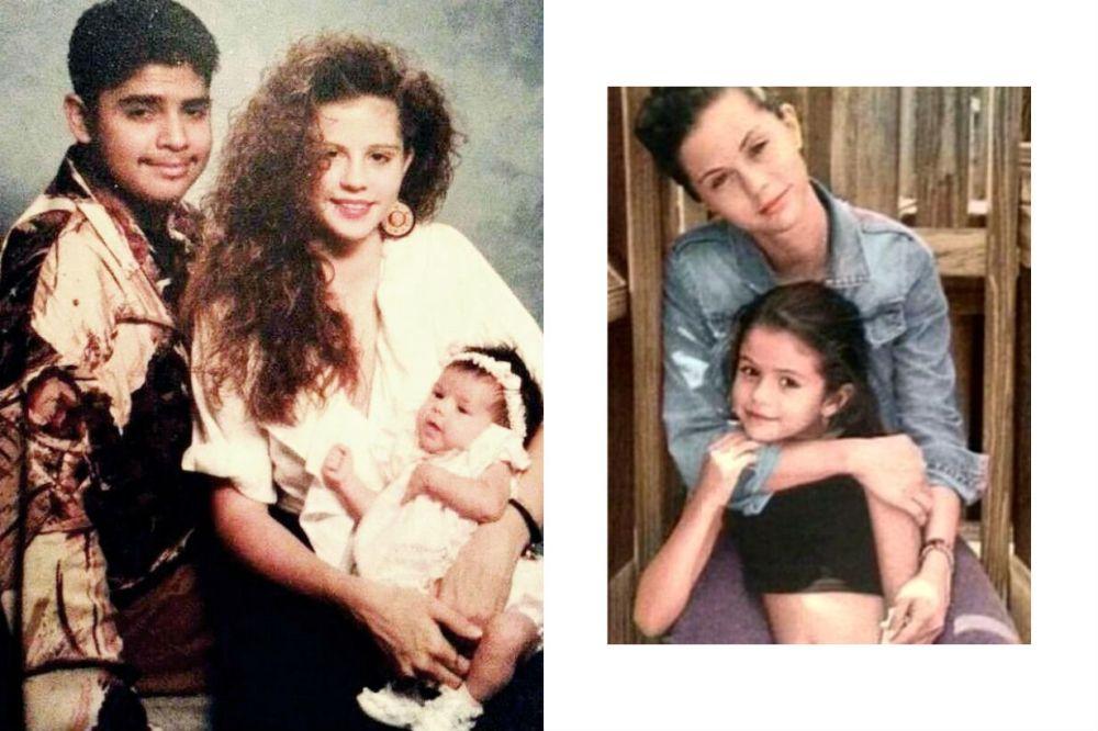 mothers day selena gomez Mandy Teefey