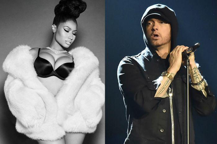 阿姆終於回應了!在演唱會上直接告白 Nicki Minaj:「寶貝,我今晚會回家!」