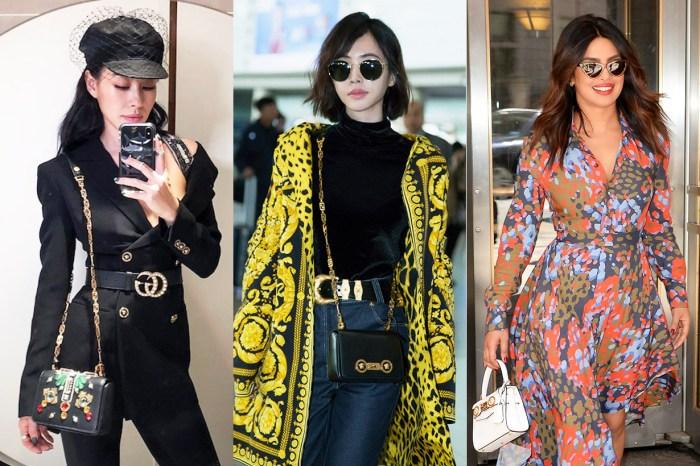 2018 矚目 It Bag:Versace 最新 Icon Bag 系列,揉合復古氣息的摩登設計讓你搭配自如