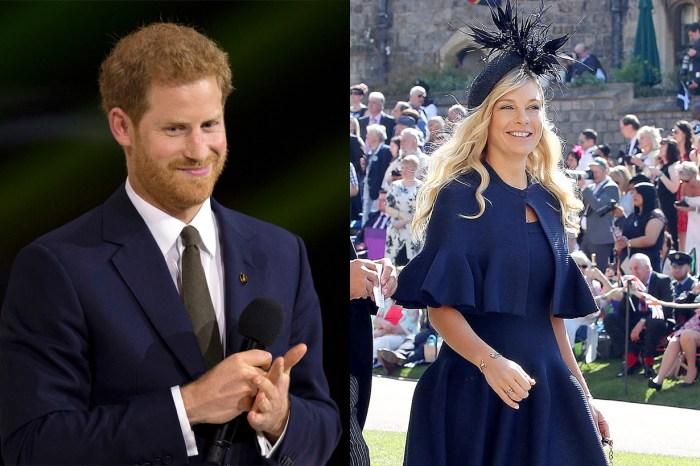原來在前女友 Chelsy Davy 出席婚禮前,哈里王子曾經跟她哭著通電話!
