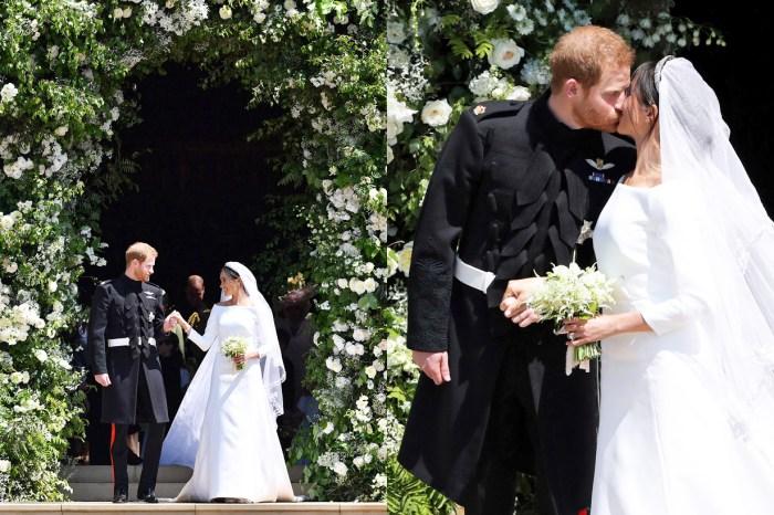 絕不浪費的皇室婚禮!哈里王子和梅根王妃竟然把婚禮上的鮮花這樣處理!